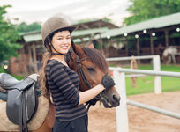 What About Schools With Riding Programs?