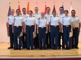 Our cadets participate in the National Honor Society and are recognized on campus for their achievement.