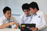 Rancho Solano Preparatory School students have years of experience collaborating with peers and graduate as global citizens who standout on college applications.