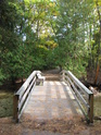 Bridge across the Crystal River toward the shores of Lake Michigan. A beautiful natural environment providing lasting positive environmental impacts on our students learning.