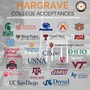 Hargrave Military Academy Photo #2 - Recent College acceptances!!