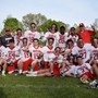 Hoosac School Photo #4 - NEPSAC champions! Boys varsity lacrosse has competed in the NEPSAC championship three years straight.