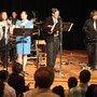 Houghton Academy Photo #3 - Corporate worship is an important part of school life.