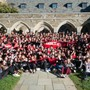 St. Andrew's School, DE Photo #3 - Our student body, proud to be wearing red and black, hails from 28 states and 17 countries!