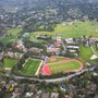 Woodside Priory School (Priory) Photo #3 - Our 50-acre campus is located 10 minutes from Stanford University, 40 minutes from San Francisco, and less than 30 minutes from the headquarters of companies like Facebook, Apple, and Google.