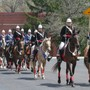 Valley Forge Military Academy Photo #9 - VFMAC has a strong equestrian tradition, dating back to the school`s establishment in 1928. The D Troop is a close-knit company comprised of both Academy & College cadets who are taught basic horsemanship and hunt seat equitation from the ground up. No experience is required to join the troop.