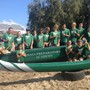 Maui Preparatory Academy Photo - Our outrigger paddling team races in the Pacific Ocean on traditional Hawaiian Canoes. Where else can you do this?